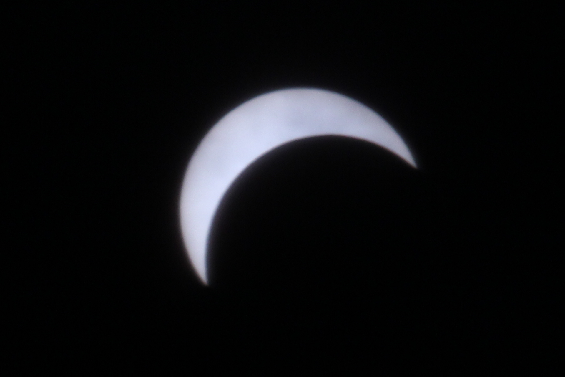 JPG                         partial solar eclipse with filter