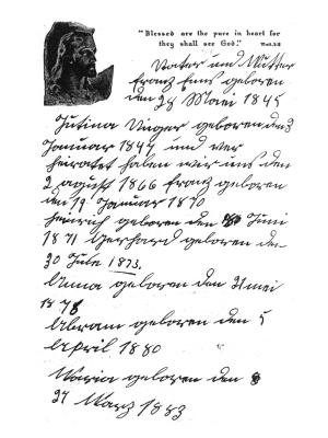 JPG Scan of another Bible Family                               Register