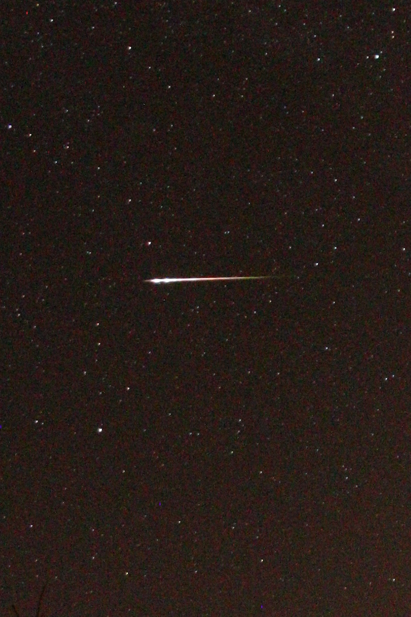 JPG Perseid pic #1 crop