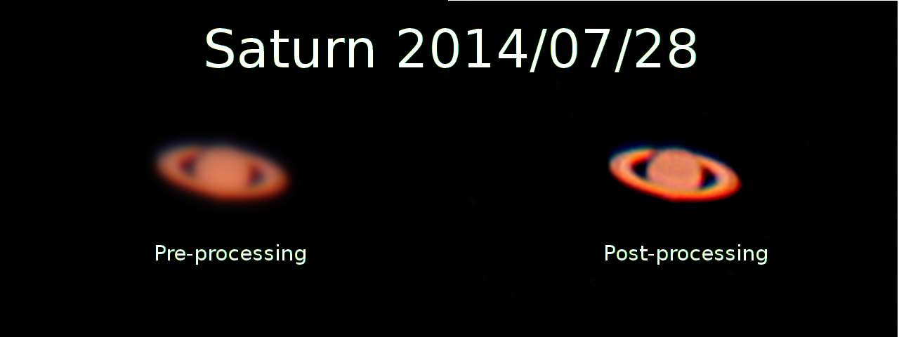 PNG Saturn before and after