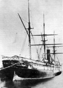 JPG for                   Hansa Steamship